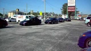 Jax Midway parking lot