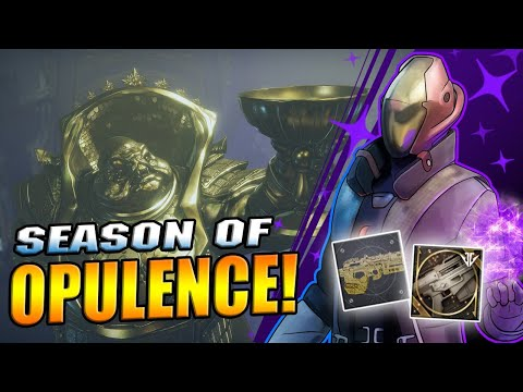 [CHALLENGE GUIDE IN DESCRIPTION] Destiny 2 | Season Of Opulence Begins! Plus WTF Is Shadowkeep?