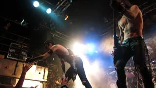 Black Veil Brides - Fallen Angels live Sweden Gothenburg