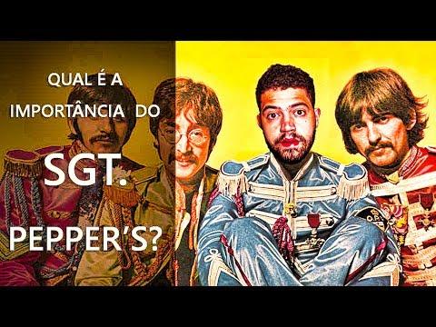 Qual é a importância do Sgt. Pepper's?