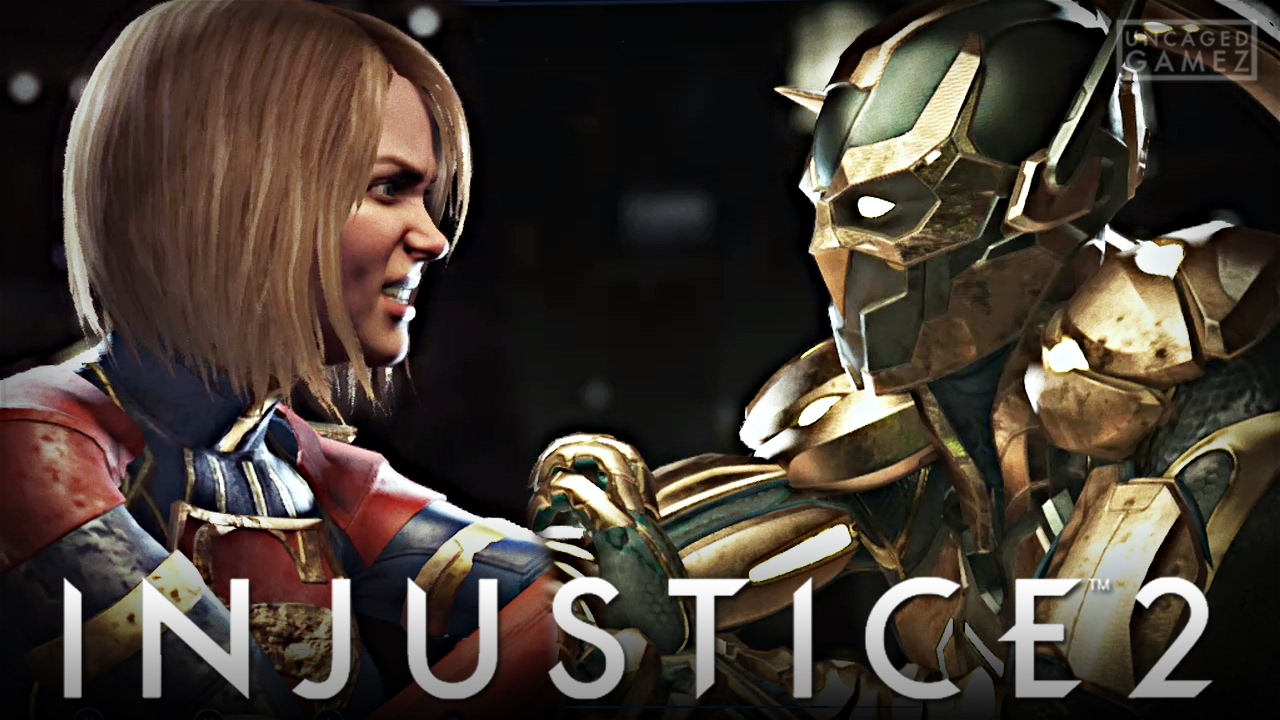 injustice 2 how to play beta