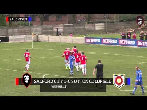 Danny Webber's goal against Sutton Coldfield