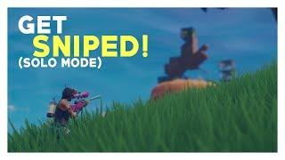 Get sniped! (Fortnite: Battle Royale)