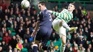 CELTIC - ROSS COUNTY 1:0 Griffiths hard goal 1 08 2015