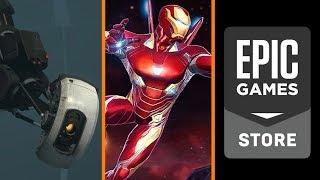 Erik Wolpaw Rejoins Valve + Ex-Hearthstone Staff Making Marvel Game + Free Games On Epic Games Store