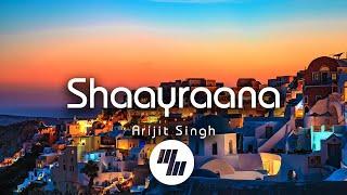 Arijit Singh - Aaj Dil Shayrana (Lyrics)