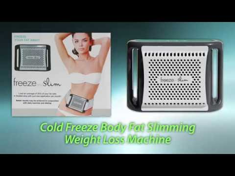 Freeze and Slim - Weight Loss Machine