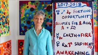 Astrology Predictions 2017 - 2018 | Barbara Goldsmith