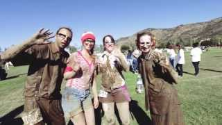 Conejo Valley Halloween Mud Run Recap 2012