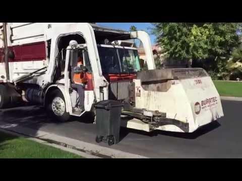 Garbage Trucks Of La Quinta Ca