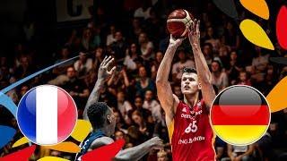 France v Germany - 3rd Place - Full Game - FIBA U20 European Championship 2018