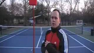 Tennis New Serving Board Breakthrough  Technique