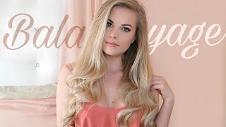 EASY BALAYAGE / DYE YOUR HAIR AT HOME