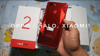 Realme 2 Red Indonesia : Unboxing