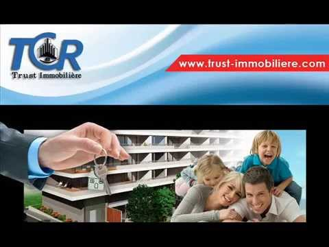 A VENDRE  DES APPARTS A BHAR LAZREG  TUNISIE / AGENCE TRUST IMMOBILIERE