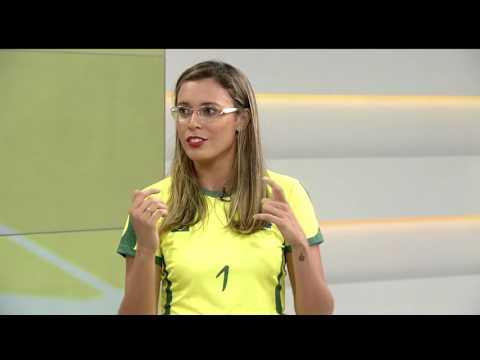 Corfebol no Stadium - TV Brasil (FCERJ)