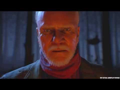 "DR MONTY MEMORY TRAILER! Bo3 Zombies ""Revelations"" NEW Teaser Trailer Zombies DLC 4"