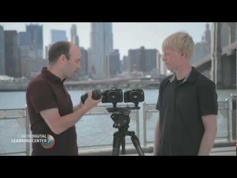 EOS HD Video Tutorials: Full Frame & Crop Sensor Cameras (2 of 5)
