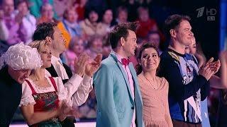 Победители шоу «Ледниковый период» 2017