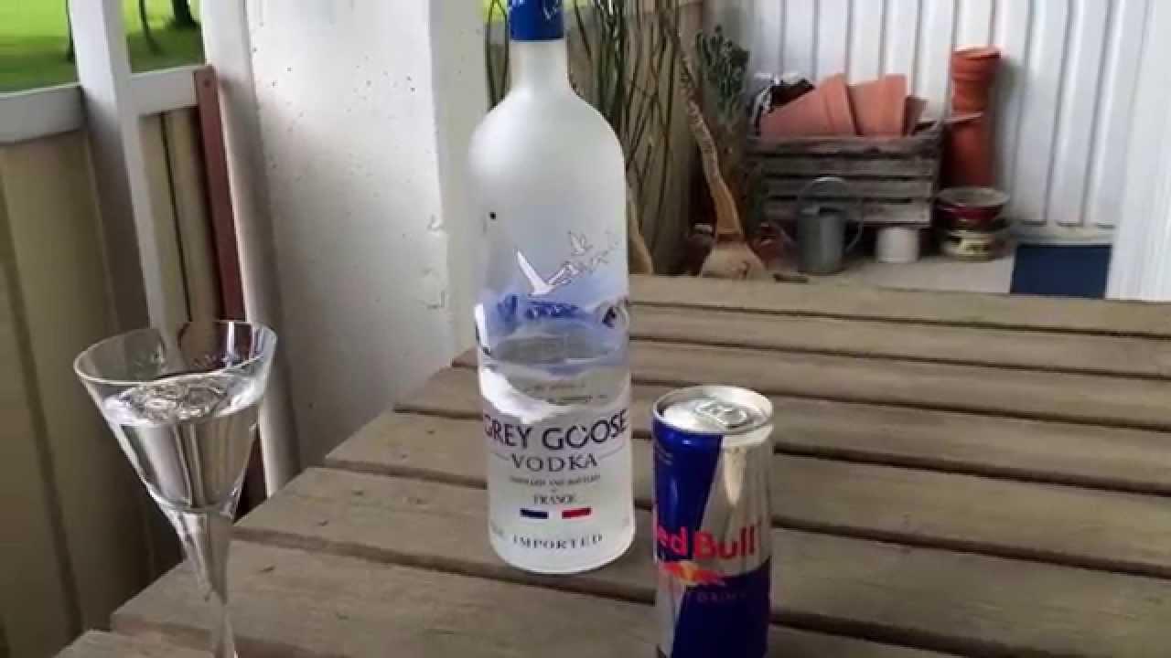 Swedish Balcony View I Kosta Boda Cau Shot Xl 15 Cl Grey Goose Vodka Red Bull