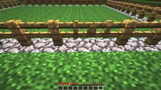 Let's Play: Minecraft Part 12 - Farma zwierząt