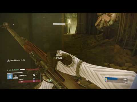Destiny-The Dungeons Free For All
