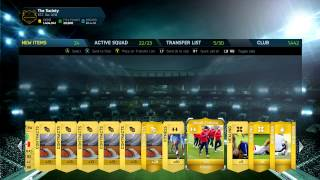 FIFA 14 - LEGEND IN A PACK