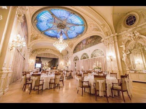 Visite au Fairmont Montreux Palace - Suisse
