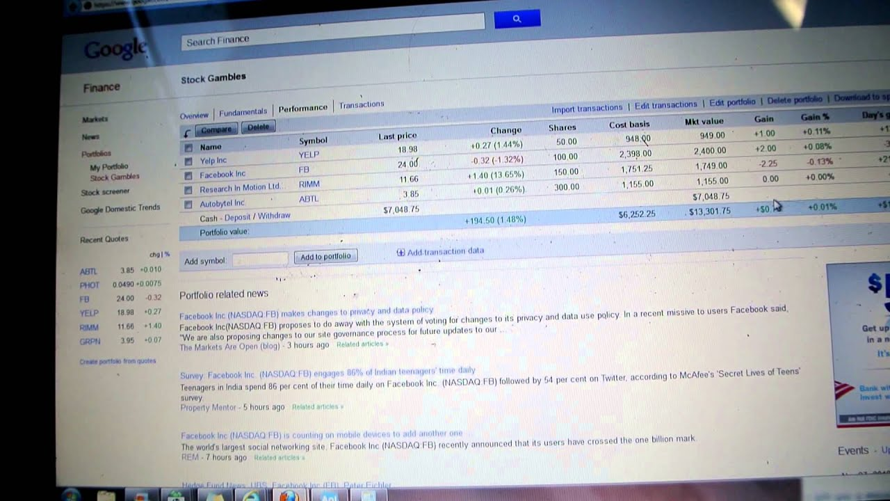 investing buying stocks portfolio creation 2 tips help guide rh youtube com Building Guide Android Developer Guide.pdf