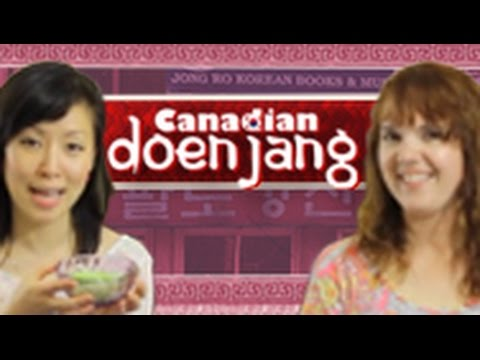 Canadian Doenjang Episode 1: The Shopping Trip