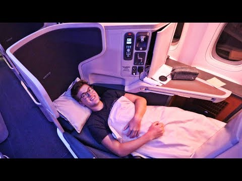 How I Flew Cathay Pacific BUSINESS CLASS for $70 | Tips and Trick For Cheap Flights!