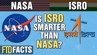 The Differences Between ISRO and NASA