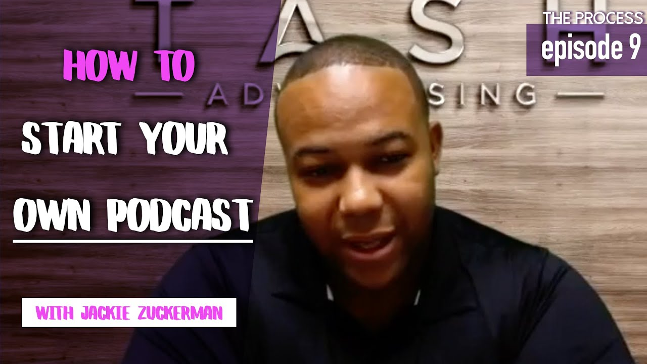 How to Start your Own Podcast with Jackie Zuckerman