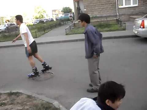 trượt patin 4