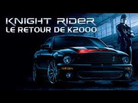 knight rider le retour de k2000 pilote 3 youtube. Black Bedroom Furniture Sets. Home Design Ideas