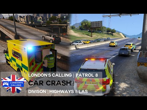 London's Calling RPC | RMU | Patrol 8 - LAS And Highways Patrol.