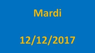 RESULTATS EURO MILLIONS DU 12/12/2017 !