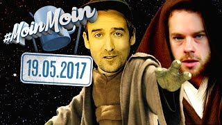 Let's Play Star Wars: Galactic Battlegrounds | MoinMoin mit Florentin & Donnie