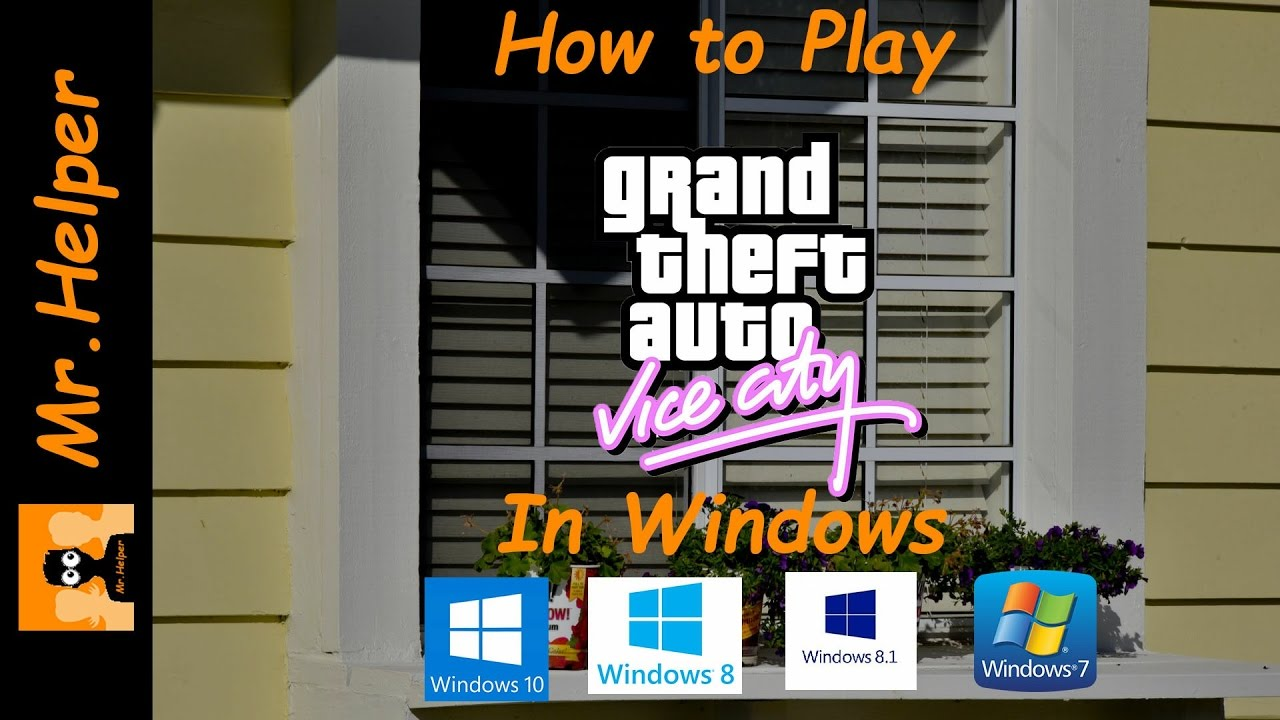 gty city game install windows 10