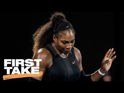 Ilie Nastase Should 'Shut Up' About Serena Williams' Baby | Final Take | First Take | April 25, 2017