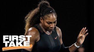 Ilie Nastase Should 'Shut Up' About Serena Williams' Baby | Final Take | First Take | April 25, 2017 thumbnail
