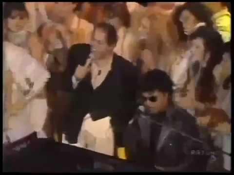 Adriano Celentano Fantastico 8 in duetto con Little Richard Send me some lovin