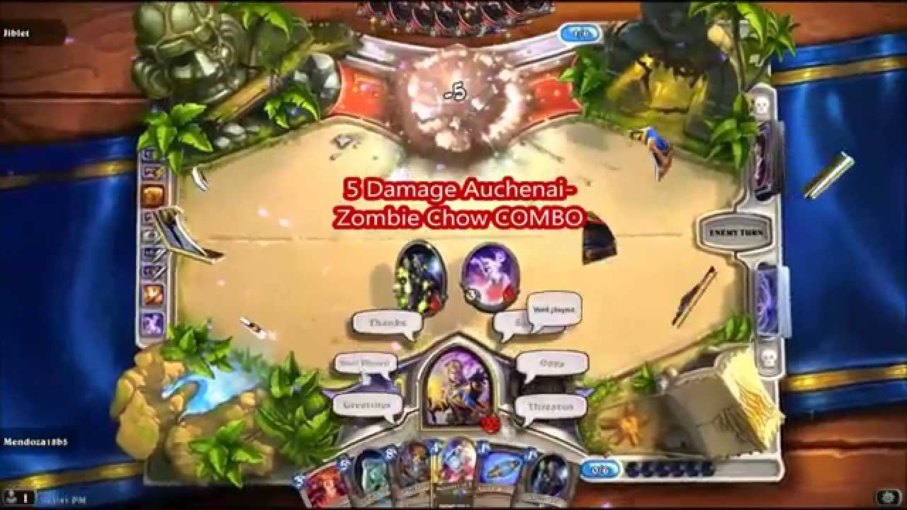 how to build a beginner hearthstone deck