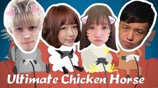 【GodJJ】超級雞馬 #2 M.E.同樂會 狂暴小建、妮妮子、蛋捲 2017/10/6 thumbnail