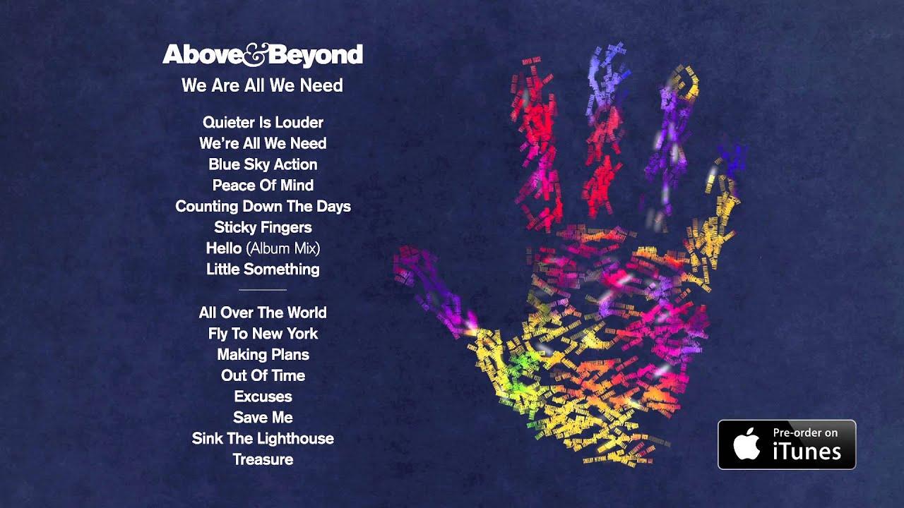 Album Review Above & Beyond Anjunabeats Volume 14