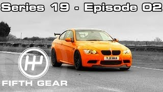 Fifth Gear: Series 19 Episode 2