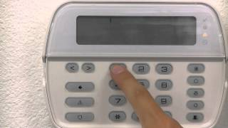 Checking For Your Trouble Condition On Your DSC Fixed Keypad
