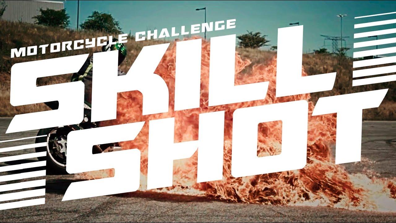 画像: Motorcycle Challenge: Skill Shot youtu.be