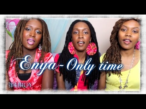 Only time | Enya | Cover Song by Sisters 3B4JOY