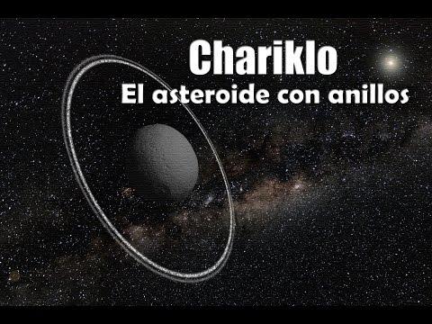 UNIVERSO DESCONOCIDO - Chariklo: El asteroide con anillos